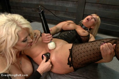 Photo number 13 from Busty Anal shot for Everything Butt on Kink.com. Featuring Alura Jenson and Mellanie Monroe in hardcore BDSM & Fetish porn.