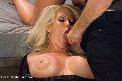Photo number 7 from Sexual Ransom shot for Sex And Submission on Kink.com. Featuring Bill Bailey, Alura Jenson and Mellanie Monroe in hardcore BDSM & Fetish porn.
