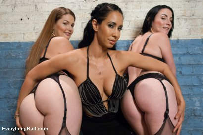 Photo number 1 from Anal Butt Sluts shot for Everything Butt on Kink.com. Featuring Isis Love, Allison Moore and Veruca James in hardcore BDSM & Fetish porn.