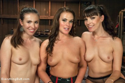 Photo number 15 from EPIC ANAL!!!  A Journey into the Extreme shot for Everything Butt on Kink.com. Featuring Roxy Raye, Dana DeArmond and Casey Calvert in hardcore BDSM & Fetish porn.