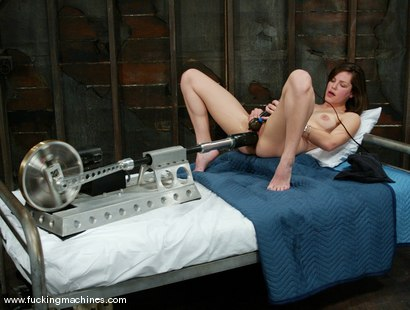 Photo number 7 from Bobbi Starr shot for Fucking Machines on Kink.com. Featuring Bobbi Starr in hardcore BDSM & Fetish porn.