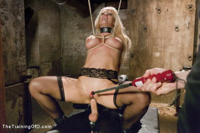 Photo number 9 from Anal MILF Training Holly Heart Day 3 shot for The Training Of O on Kink.com. Featuring Holly Heart and Owen Gray in hardcore BDSM & Fetish porn.