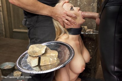 Photo number 15 from Anal MILF Training Holly Heart Day 3 shot for The Training Of O on Kink.com. Featuring Holly Heart and Owen Gray in hardcore BDSM & Fetish porn.