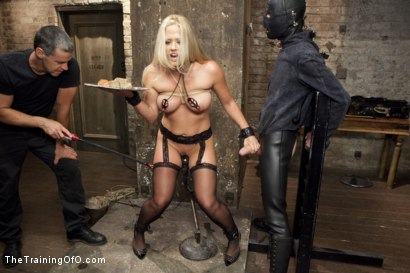 Photo number 8 from Anal MILF Training Holly Heart Day 3 shot for The Training Of O on Kink.com. Featuring Holly Heart and Owen Gray in hardcore BDSM & Fetish porn.