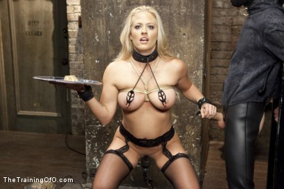 Photo number 3 from Anal MILF Training Holly Heart Day 3 shot for The Training Of O on Kink.com. Featuring Holly Heart and Owen Gray in hardcore BDSM & Fetish porn.