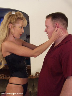 Photo number 15 from Jason Maclane and Janay shot for Men In Pain on Kink.com. Featuring Janay and Jason Maclane in hardcore BDSM & Fetish porn.