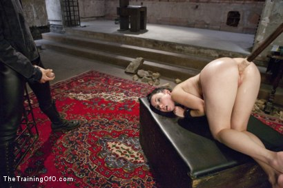 Photo number 13 from 90 Minutes of Servitude shot for The Training Of O on Kink.com. Featuring Owen Gray and Veruca James in hardcore BDSM & Fetish porn.