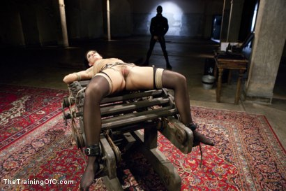 Photo number 6 from The Principles of Anal Servitude, Final Day shot for The Training Of O on Kink.com. Featuring Owen Gray and India Summer in hardcore BDSM & Fetish porn.