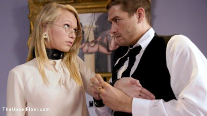 Photo number 3 from Loss of Control shot for The Upper Floor on Kink.com. Featuring Xander Corvus, Simone Sonay and Dakota James in hardcore BDSM & Fetish porn.