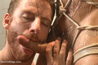 Photo number 11 from Super Hunk Adam Ramzi shot for Men On Edge on Kink.com. Featuring Adam Ramzi in hardcore BDSM & Fetish porn.