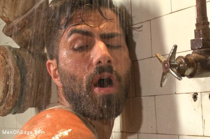 Photo number 12 from Super Hunk Adam Ramzi shot for Men On Edge on Kink.com. Featuring Adam Ramzi in hardcore BDSM & Fetish porn.