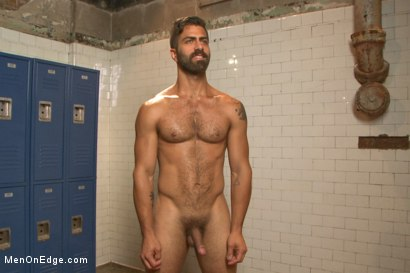 Photo number 15 from Super Hunk Adam Ramzi shot for Men On Edge on Kink.com. Featuring Adam Ramzi in hardcore BDSM & Fetish porn.
