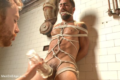 Photo number 10 from Super Hunk Adam Ramzi shot for Men On Edge on Kink.com. Featuring Adam Ramzi in hardcore BDSM & Fetish porn.