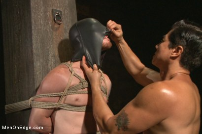 Photo number 3 from My Most Intense Men On Edge Session - By Sebastian Keys shot for Men On Edge on Kink.com. Featuring Sebastian Keys in hardcore BDSM & Fetish porn.