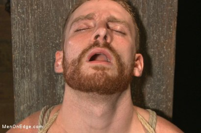 Photo number 14 from My Most Intense Men On Edge Session - By Sebastian Keys shot for Men On Edge on Kink.com. Featuring Sebastian Keys in hardcore BDSM & Fetish porn.