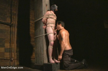 Photo number 12 from My Most Intense Men On Edge Session - By Sebastian Keys shot for Men On Edge on Kink.com. Featuring Sebastian Keys in hardcore BDSM & Fetish porn.