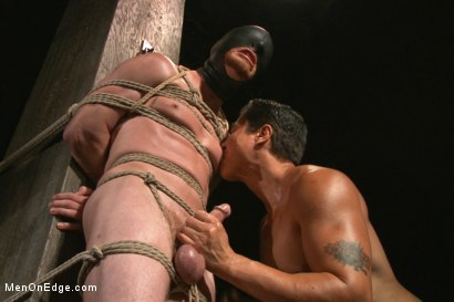Photo number 13 from My Most Intense Men On Edge Session - By Sebastian Keys shot for Men On Edge on Kink.com. Featuring Sebastian Keys in hardcore BDSM & Fetish porn.