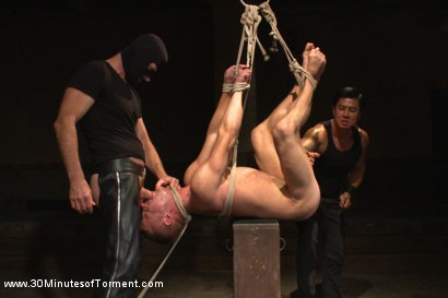 Photo number 12 from Joseph Rough - The stud can really take it! shot for 30 Minutes of Torment on Kink.com. Featuring Joseph Rough in hardcore BDSM & Fetish porn.