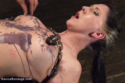 Photo number 1 from Extreme Torment, Brutal Device Bondage, and Screaming Orgasms!! shot for Device Bondage on Kink.com. Featuring Nerine Mechanique in hardcore BDSM & Fetish porn.