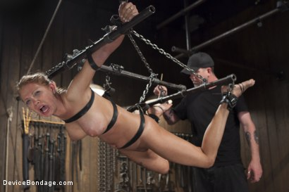 Photo number 3 from Rain DeGrey gets Destroyed with Extreme Torment and Brutal Orgasms!! shot for Device Bondage on Kink.com. Featuring Rain DeGrey in hardcore BDSM & Fetish porn.
