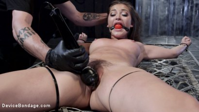 Photo number 7 from Dani Daniels - Closet Pain Slut shot for Device Bondage on Kink.com. Featuring Dani Daniels in hardcore BDSM & Fetish porn.