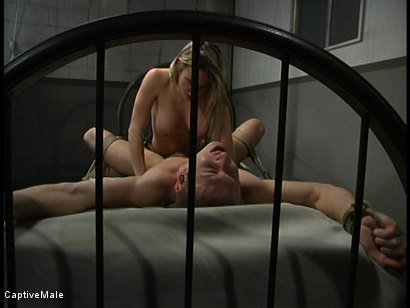 Photo number 17 from Shocking Discipline shot for Captive Male on Kink.com. Featuring Harmony and Danny Wylde in hardcore BDSM & Fetish porn.
