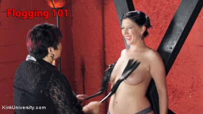 Sensual Flogging 101 - with Cleo Dubois