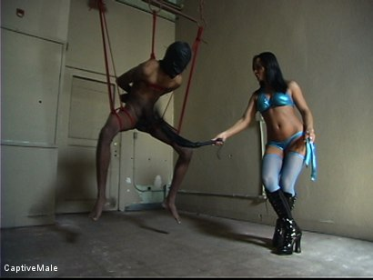 Photo number 12 from Fingered And Fucked: Sandra Romain Trains Secret Agent shot for Captive Male on Kink.com. Featuring Sandra Romain and Secret Agent in hardcore BDSM & Fetish porn.
