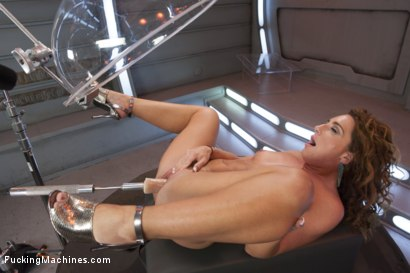 "Photo number 4 from Old Faithful has Competition! Savannah ""Squirt Machine"" Fox Returns shot for Fucking Machines on Kink.com. Featuring Savannah Fox in hardcore BDSM & Fetish porn."