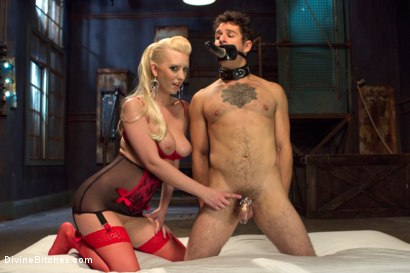 Photo number 6 from Dripping cocks must be punished! shot for Divine Bitches on Kink.com. Featuring Cherry Torn and Corbin Dallas in hardcore BDSM & Fetish porn.