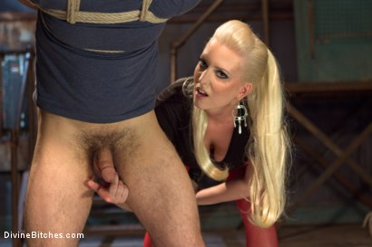 Photo number 14 from Dripping cocks must be punished! shot for Divine Bitches on Kink.com. Featuring Cherry Torn and Corbin Dallas in hardcore BDSM & Fetish porn.