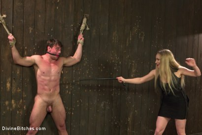 Photo number 4 from Brutal Femdom: The Ultimate Cuckold Humiliation shot for divinebitches on Kink.com. Featuring Scott Harbor, Aiden Starr and Jason Brown in hardcore BDSM & Fetish porn.