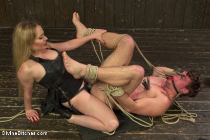 Photo number 9 from Brutal Femdom: The Ultimate Cuckold Humiliation shot for divinebitches on Kink.com. Featuring Scott Harbor, Aiden Starr and Jason Brown in hardcore BDSM & Fetish porn.