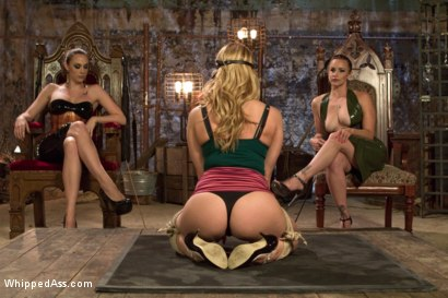 Photo number 1 from First time MILF double penetration! shot for Whipped Ass on Kink.com. Featuring Bella Rossi, Chanel Preston and Carissa Montgomery in hardcore BDSM & Fetish porn.