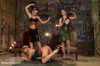 Photo number 5 from First time MILF double penetration! shot for Whipped Ass on Kink.com. Featuring Bella Rossi, Chanel Preston and Carissa Montgomery in hardcore BDSM & Fetish porn.