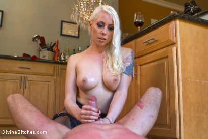 Photo number 15 from Fantasy Package: Domestic Servitude shot for Divine Bitches on Kink.com. Featuring Lorelei Lee and Lucas Knight in hardcore BDSM & Fetish porn.