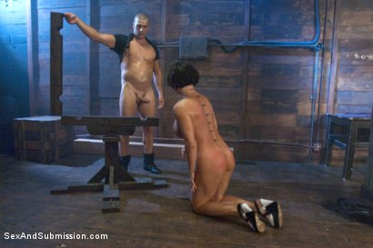 Photo number 8 from MILF SUBMISSION shot for Sex And Submission on Kink.com. Featuring Shay Fox and Ramon Nomar in hardcore BDSM & Fetish porn.