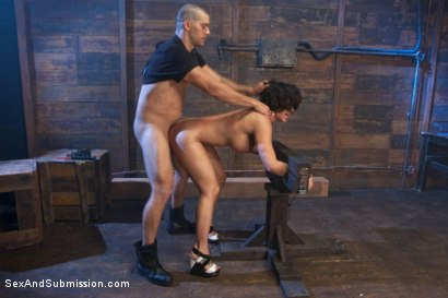 Photo number 10 from MILF SUBMISSION shot for Sex And Submission on Kink.com. Featuring Shay Fox and Ramon Nomar in hardcore BDSM & Fetish porn.