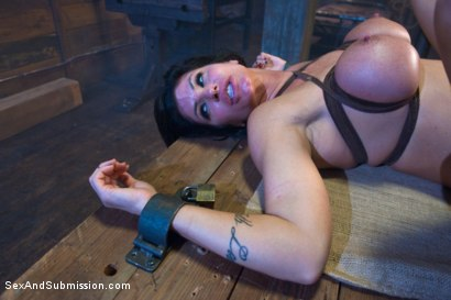 Photo number 13 from MILF SUBMISSION shot for Sex And Submission on Kink.com. Featuring Shay Fox and Ramon Nomar in hardcore BDSM & Fetish porn.