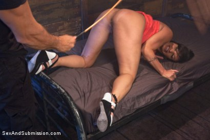 Photo number 3 from MILF SUBMISSION shot for Sex And Submission on Kink.com. Featuring Shay Fox and Ramon Nomar in hardcore BDSM & Fetish porn.