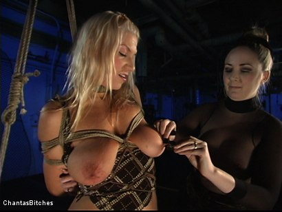 Photo number 3 from The Return Of 1017 shot for Chantas Bitches on Kink.com. Featuring Xana Star in hardcore BDSM & Fetish porn.