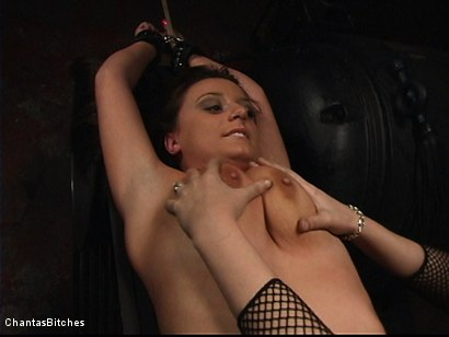 Photo number 1 from Chantas Bitches Lesbian Rope Bondage with Denice K shot for Chantas Bitches on Kink.com. Featuring Denice K in hardcore BDSM & Fetish porn.
