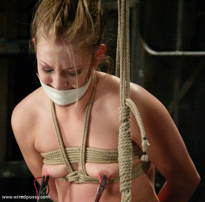 Photo number 6 from Leah Luv shot for Wired Pussy on Kink.com. Featuring Leah Luv in hardcore BDSM & Fetish porn.
