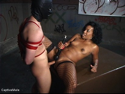 Photo number 15 from Sex Miss Capri's Way shot for Captive Male on Kink.com. Featuring Sydnee Capri and Danny Wylde in hardcore BDSM & Fetish porn.