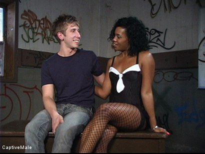 Photo number 20 from Sex Miss Capri's Way shot for Captive Male on Kink.com. Featuring Sydnee Capri and Danny Wylde in hardcore BDSM & Fetish porn.