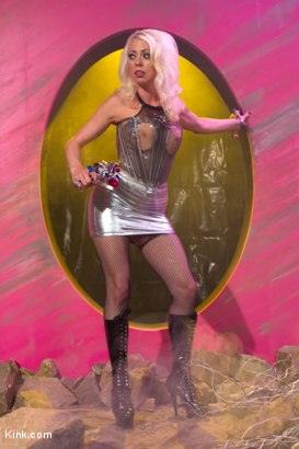 Photo number 15 from Barbarella: A Kinky Parody. Starring Lorelei Lee as Barbarella. shot for Kink Features on Kink.com. Featuring Lorelei Lee in hardcore BDSM & Fetish porn.