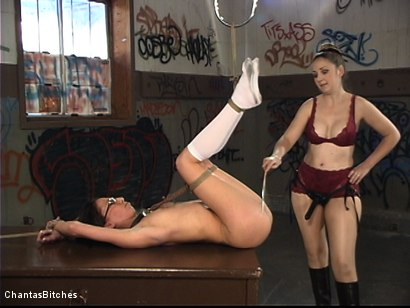 Photo number 6 from Punishment And More Punishment shot for Chantas Bitches on Kink.com. Featuring Veronica Jett in hardcore BDSM & Fetish porn.
