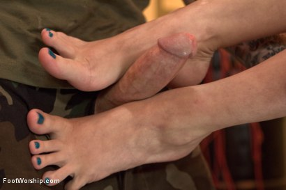 Photo number 17 from Bootlicking Babes: Part Two shot for Foot Worship on Kink.com. Featuring Cherry Torn and Christian Wilde in hardcore BDSM & Fetish porn.