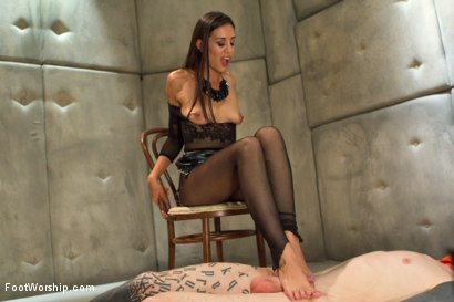 Photo number 17 from Foot Humiliation, Trampling and Latex shot for Foot Worship on Kink.com. Featuring Lyla Storm and Owen Gray in hardcore BDSM & Fetish porn.