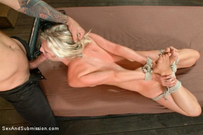Photo number 7 from Fresh Meat Bondage Slut shot for Sex And Submission on Kink.com. Featuring Mr. Pete and Karla Kush in hardcore BDSM & Fetish porn.